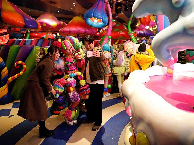 Kawaii Monster Cafe gallery