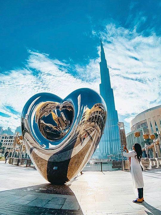 Sculpture: Love Me