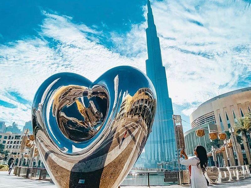 Sculpture in Dubai teaser