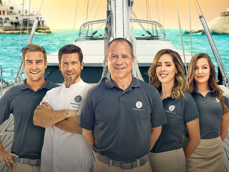 Below Deck reality TV show
