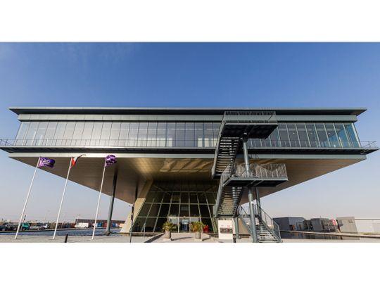 DGC Visitor Centre, Dubai South