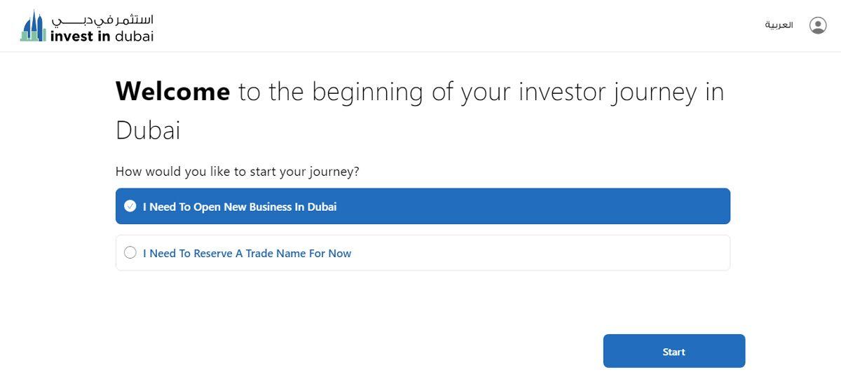 Invest Dubai