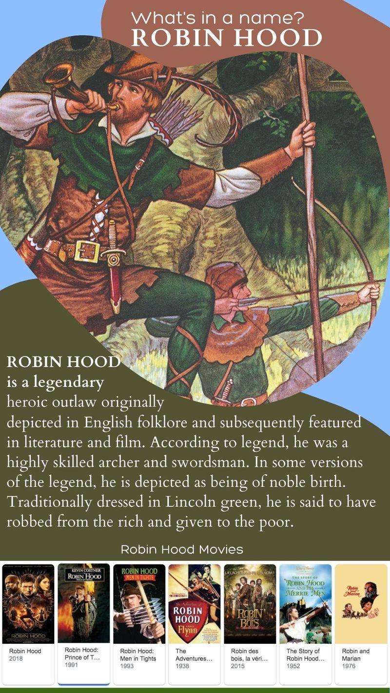 Robinhood movies