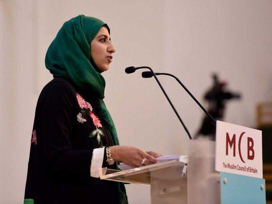 Zara Mohammed Muslim Council of Britain