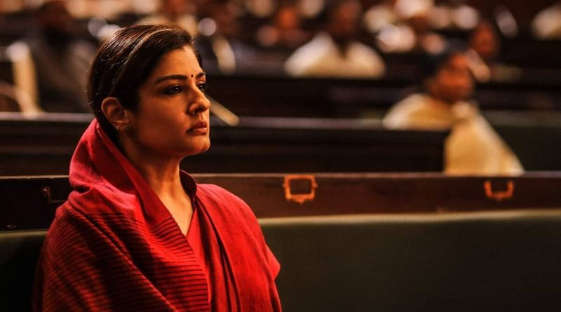 Raveena Tandon in 'KGF: Chapter 2'