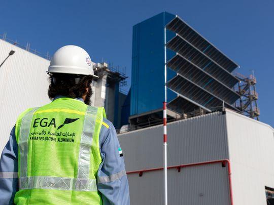 Siemens Energy H-class gas turbine