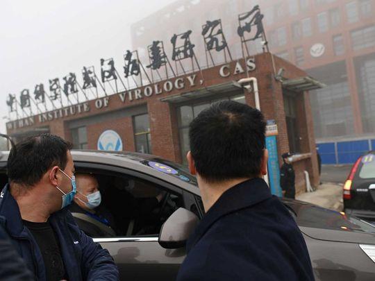 WHO Wuhan covid