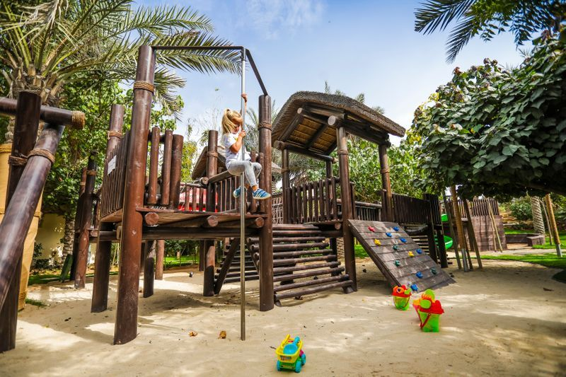 10 Fun, outdoor things to do in Dubai with kids this weekend