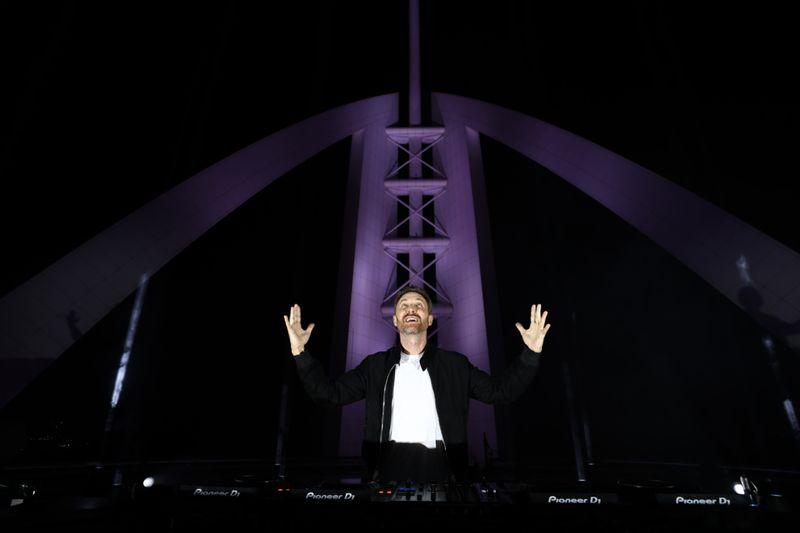 David Guetta UnitedAtHome Dubai Edition Getty Images-1612435471286