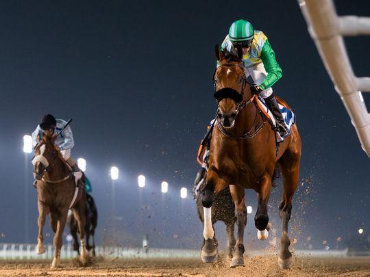 Horseracing - Secret Ambition