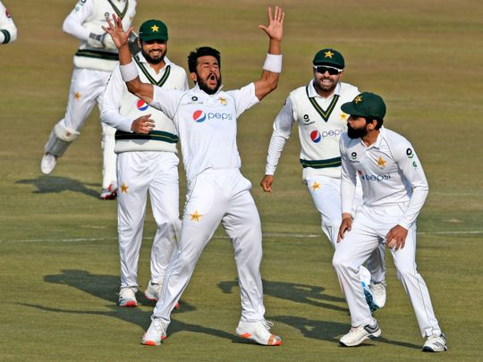 Cricket-Hasan Ali