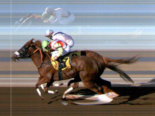 Horseracing - Saltarindubai