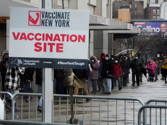 yankee stadium vaccine us