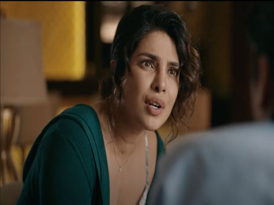 Priyanka Chopra Jonas in The White Tiger