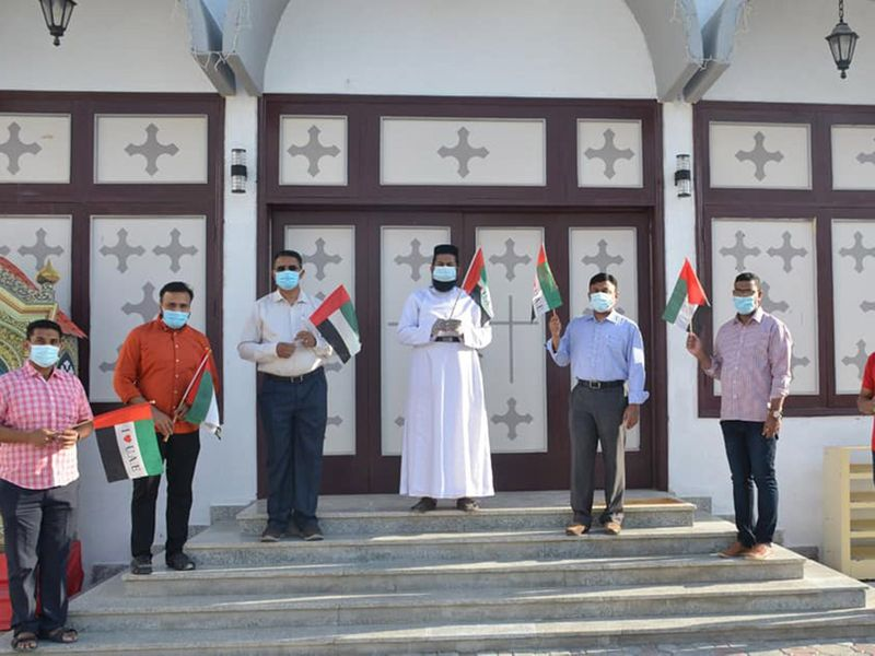 National Day celebrations -St George Orthdox Cathedral-1612674906714