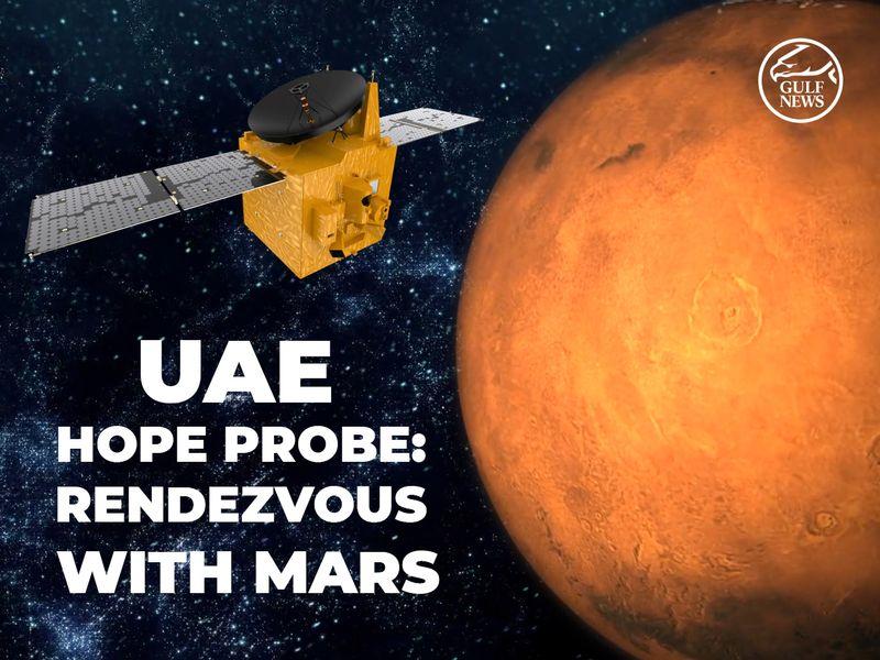 UAE Hope Probe: Rendezvous with Mars