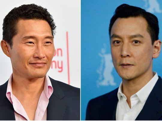 Daniel Dae Kim and Daniel Wu