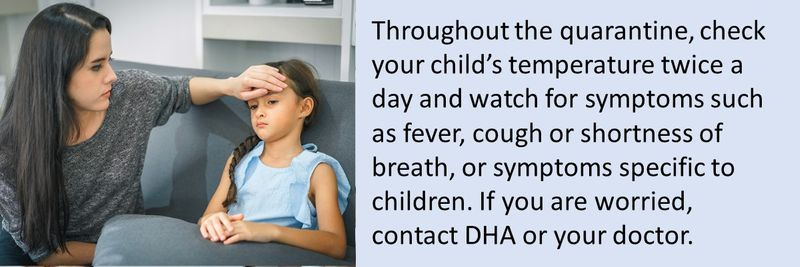 Quarantine kids