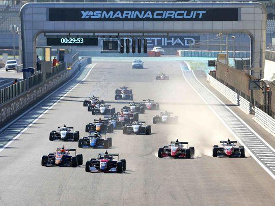 The Formula 3 Asian Championship Series