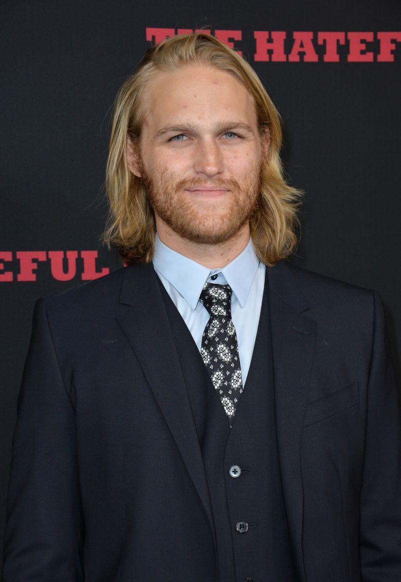Actor Wyatt Russell