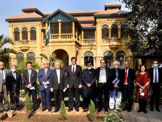 Jinnah House museum