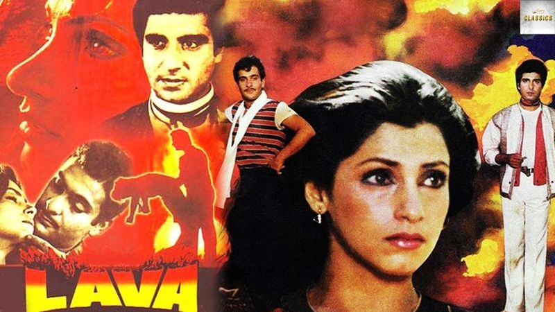Poster of the film Lava