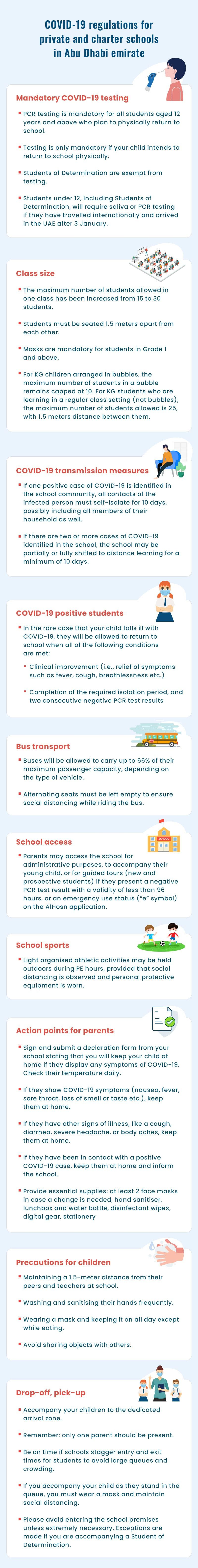 School safety regulations