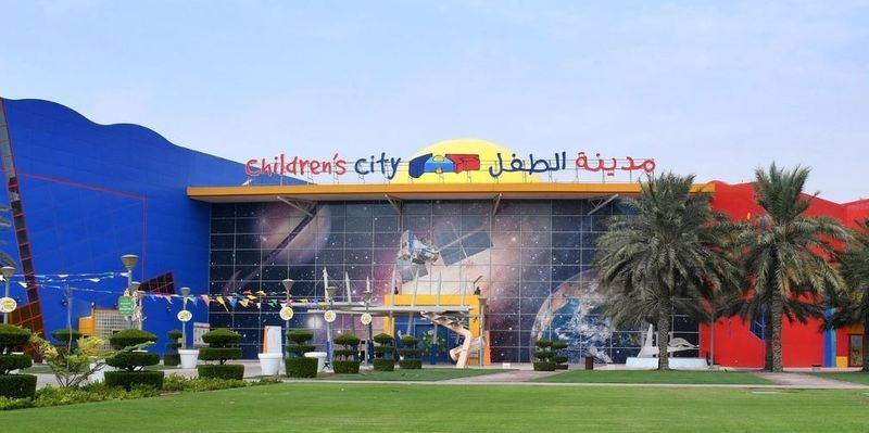 Space-themed fun for little ones in the UAE