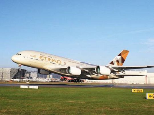 Etihad has become the first airline in the world to have all its operating pilots and cabin crew vaccinated against the COVID-19 virus.