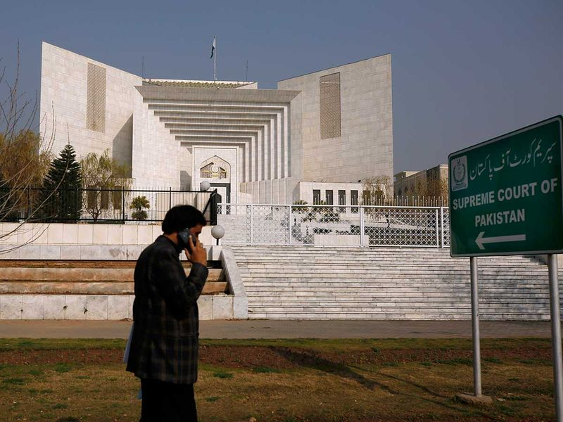Pakistan Supreme Court upholds order to demolish illegally-constructed lawyers' chambers