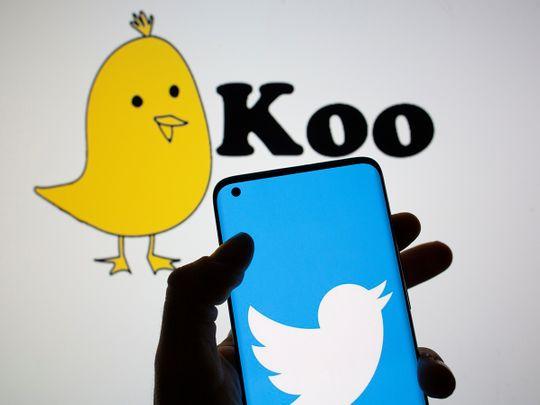 Twitter and Koo