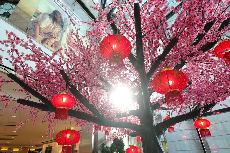 Chinese New Year Al Maryah Island