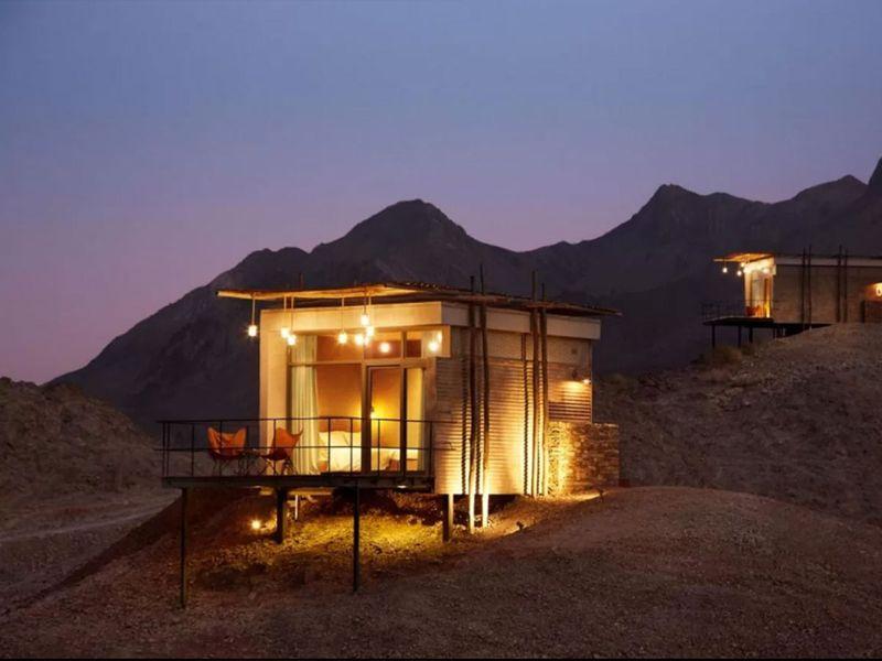 Hatta Damani Lodges