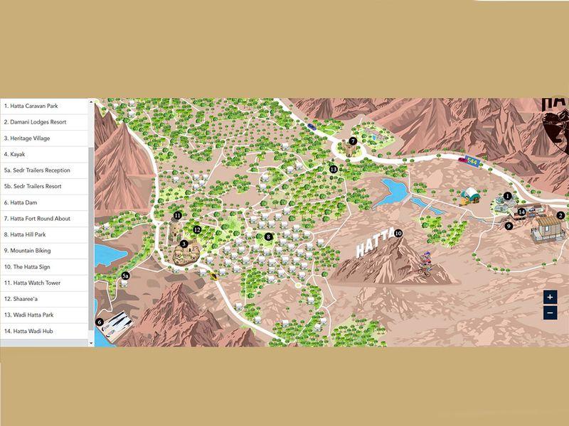 Hatta Map
