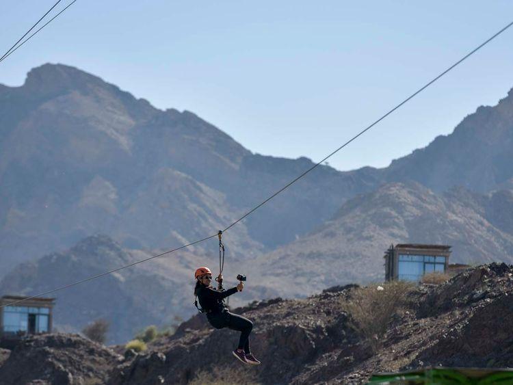 Hatta Wadi Hub Activities