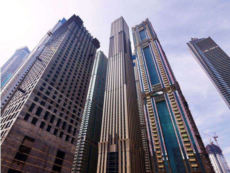 Relief for Dubai's Marina 101 property owners as work restarts at long-delayed skyscraper