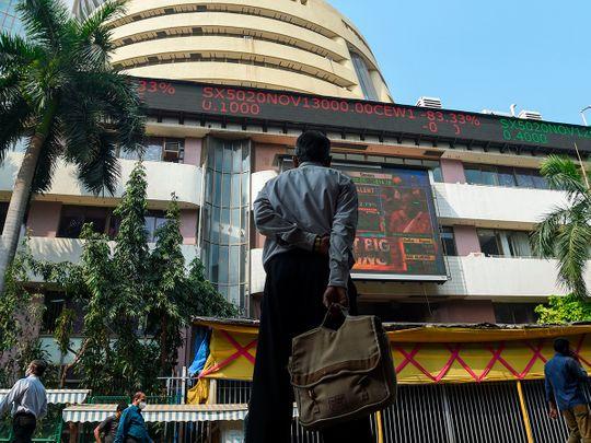 Stock BSE trading India stocks market