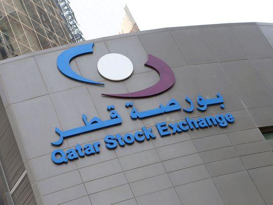 Stock Qatar trading