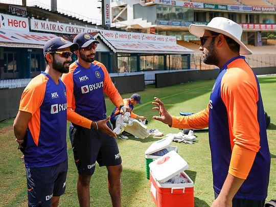Cricket-India nets