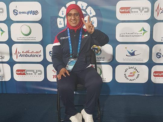 Fazza Championship - Sara Al Senani