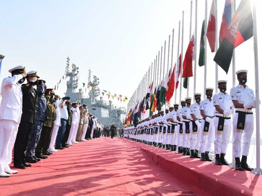 Pakistan Navy game