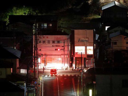 Iwaki, Fukushima prefecture, Japan