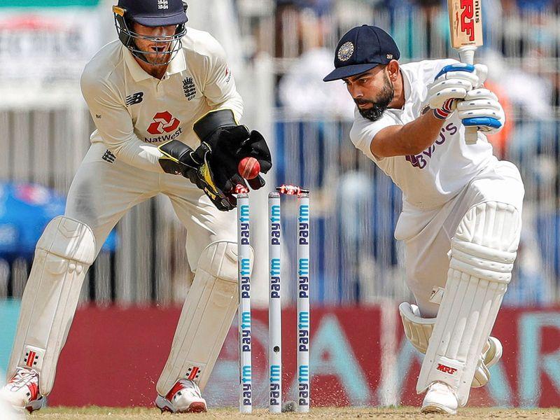 Moeen Ali had Virat Kohli in a spin in Chennai
