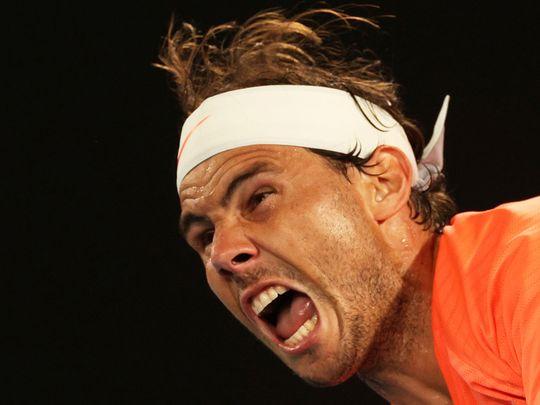 Tennis-Nadal