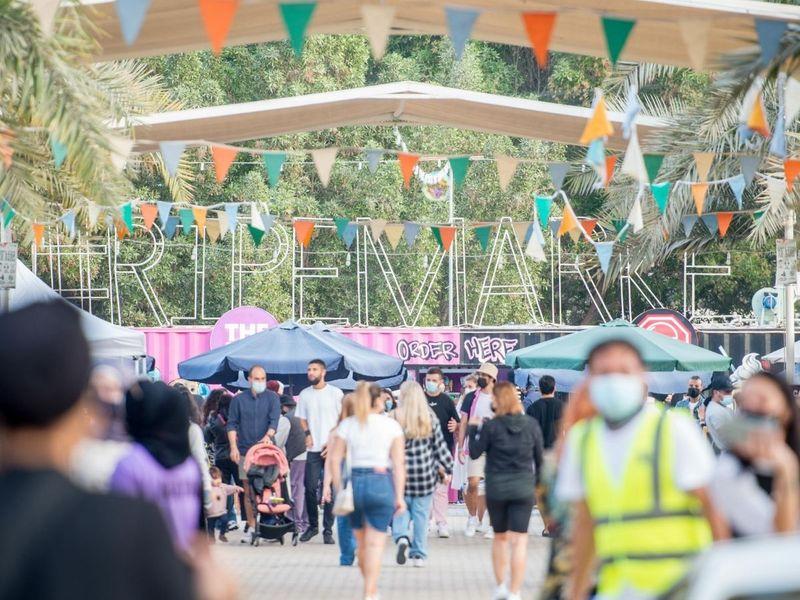 Dubai Fun: A look inside Ripe Market Academy Park