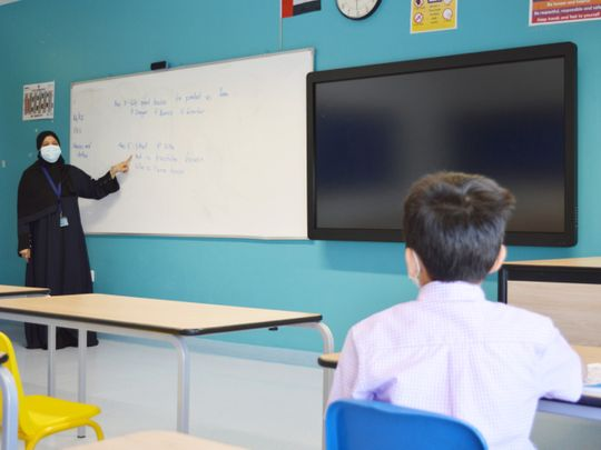 COVID-19: Abu Dhabi schools welcome children after 6 weeks of mandated distance learning