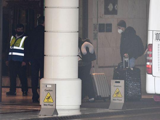 Radisson Blu hotel at Heathrow Airport