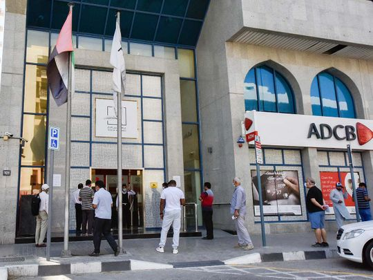 Stock ADCB