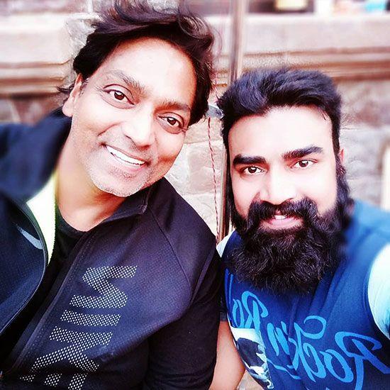 Sandeep Nahar and Ganesh Acharya