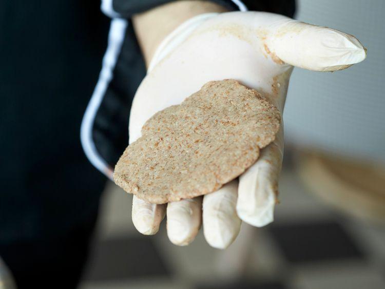 How to make kibbeh dough